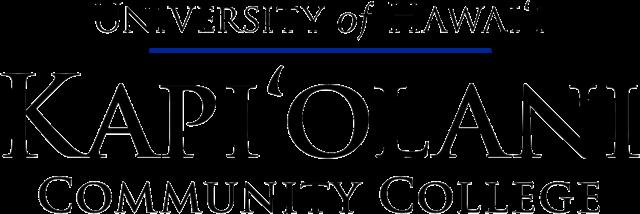 Logo Kapiolani Community College