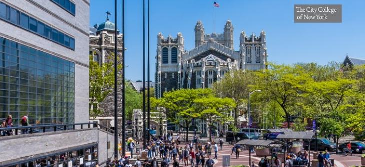 Foto The City College of New York