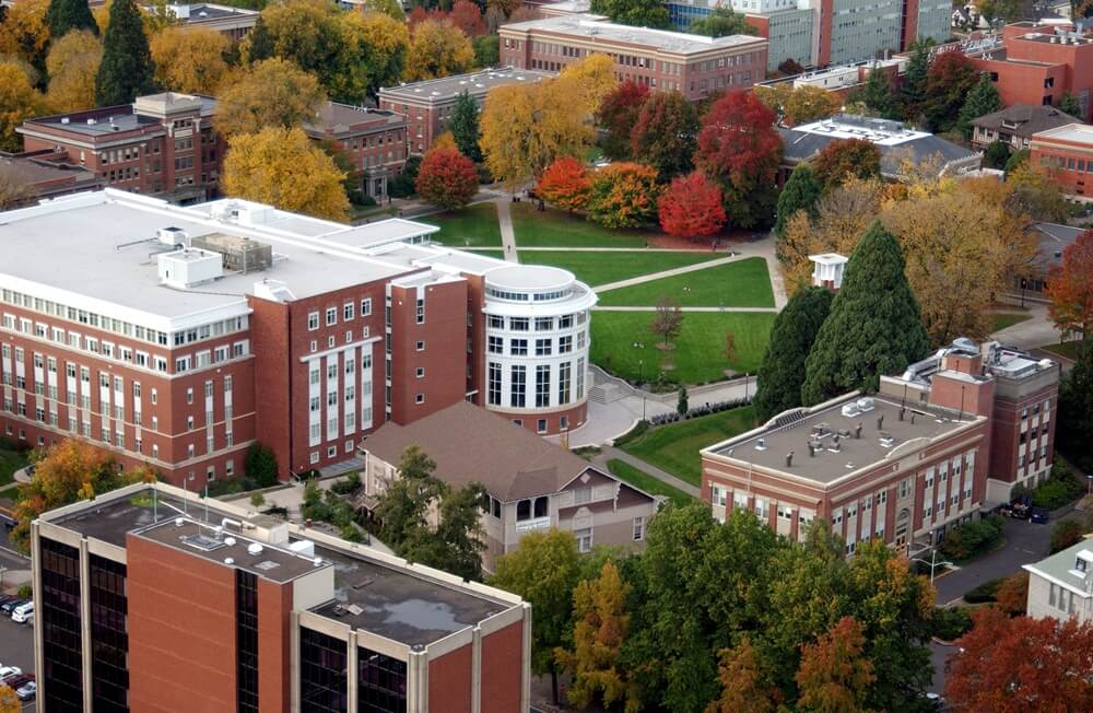 Foto Oregon State University