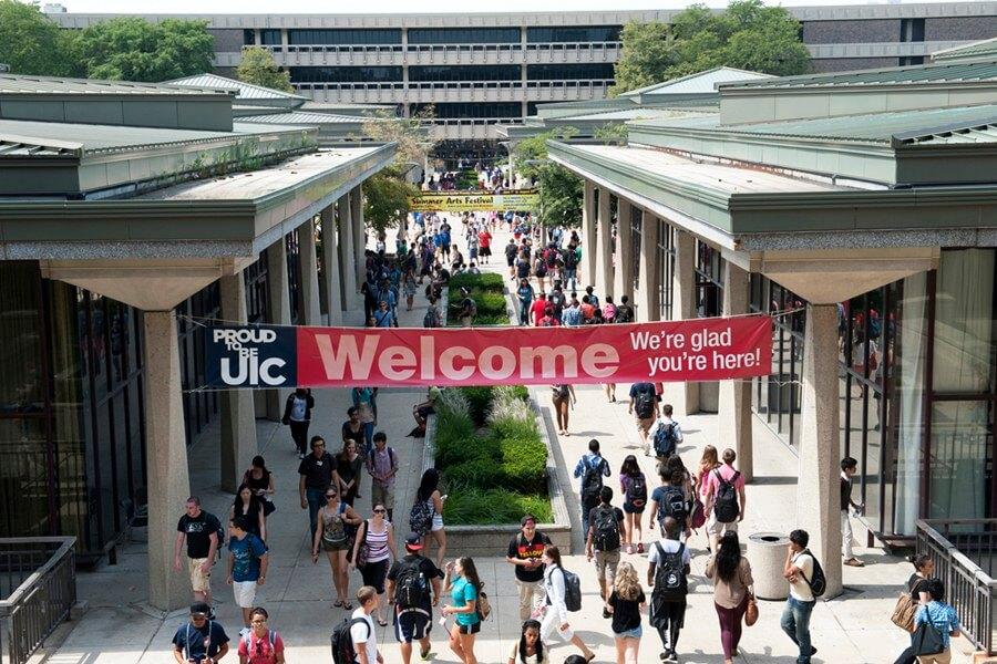 Foto University Illinois Chicago