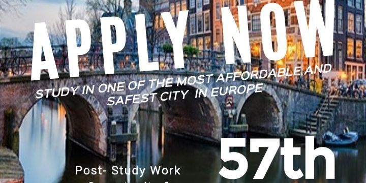 Study in University of Amsterdam