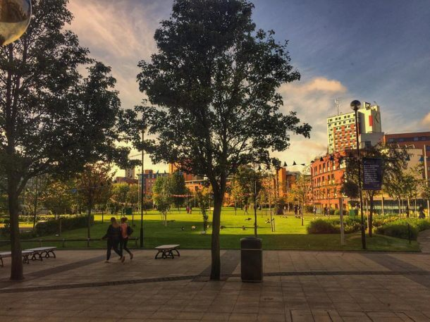 Foto Aston University, Birmingham