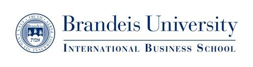 Logo Brandies University International Business School