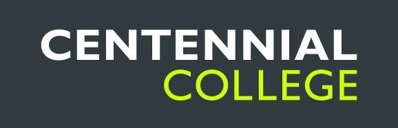 Logo Centennial College