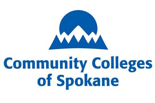 Logo Community Colleges of Spokane
