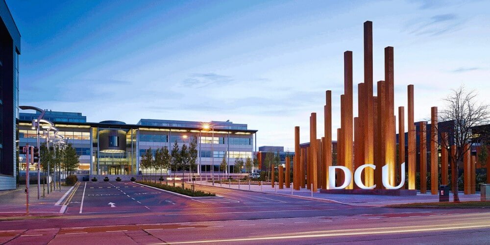 Foto Dublin City University