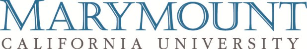 Logo Marymount California University