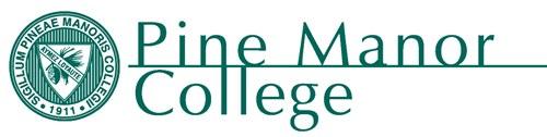 Logo Pine Manor College