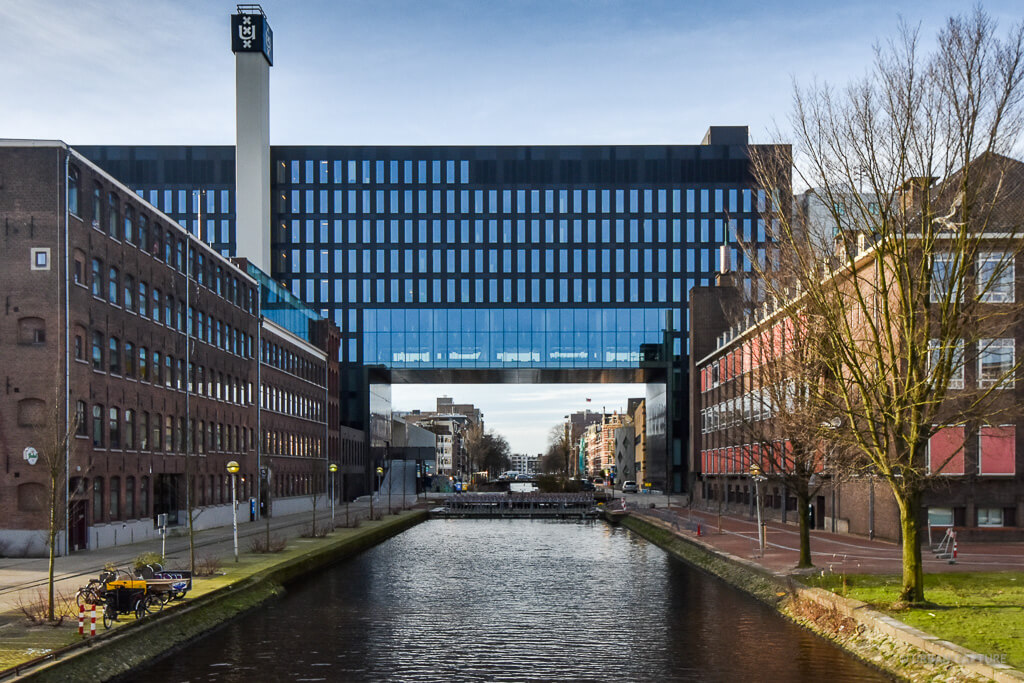 Foto University of Amsterdam