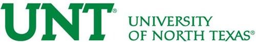 Logo University of North Texas