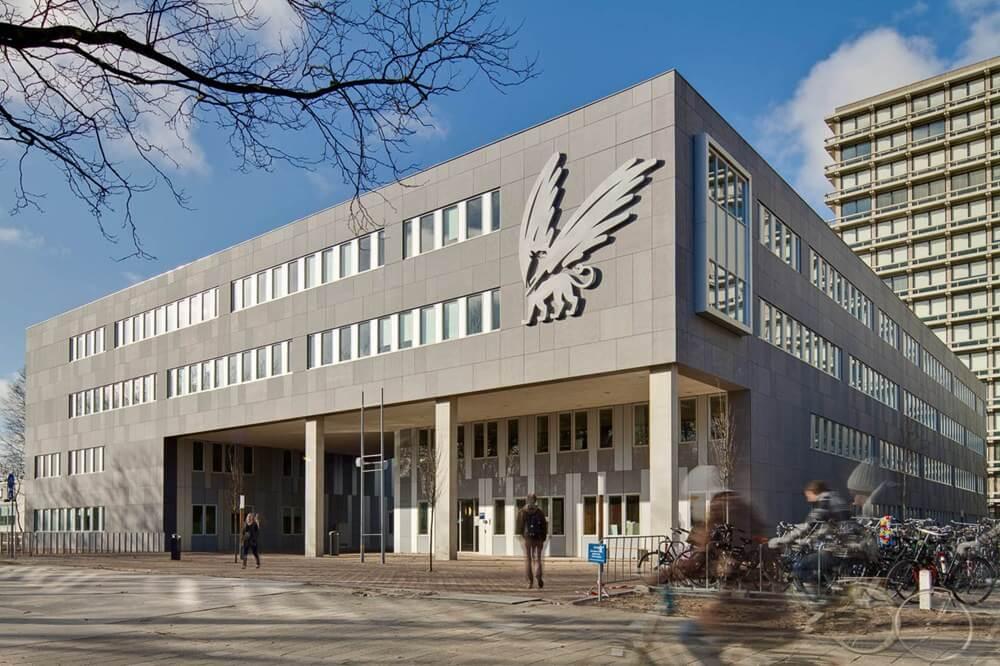 Foto Vrije Universiteit Amsterdam