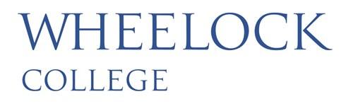 Logo Wheelock College