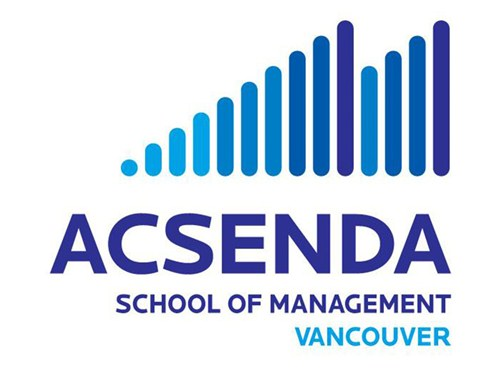 Logo Acsenda School of Management