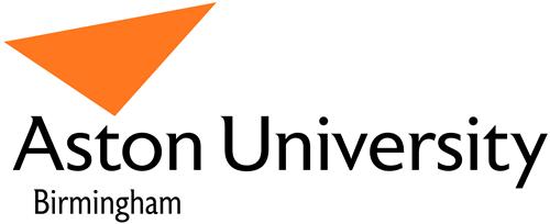 Logo Aston University, Birmingham