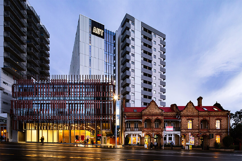 Foto Auckland Technology University