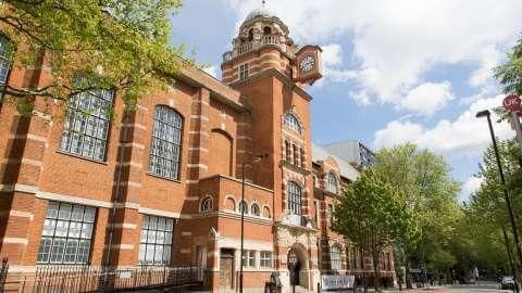 Foto City University of London